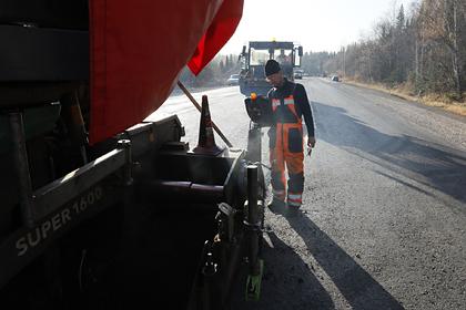 Тамбовщина преуспела в борьбе с плохими дорогами
