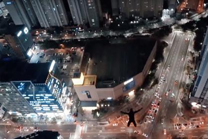 Россиян задержали в Южной Корее за прыжки с крыш