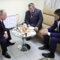 Владимир Путин, Абдулманап и Хабиб Нурмагомедовы