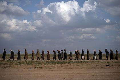 США задумали передать Москве примкнувших к сирийским боевикам россиян