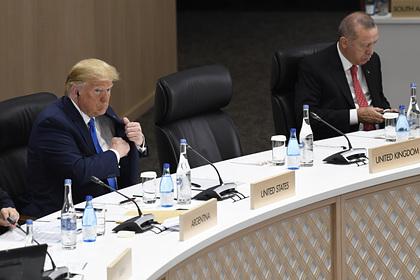 Трамп предложил Эрдогану способ урегулирования ситуации с С-400