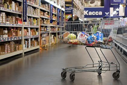 Россияне обеспокоились из-за роста цен на продукты