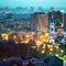 Вид города Омск