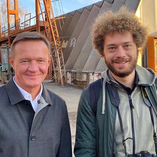 Роман Старовойт и Илья Варламов