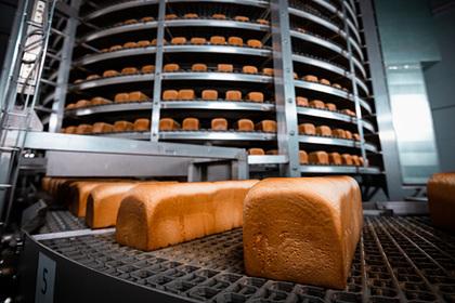 Власти Подмосковья рассказали о производстве хлеба