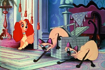 Disney стал предупреждать о расизме в «Леди и Бродяге» и «Книге джунглей»