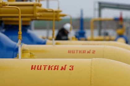 Украина заблокировала «Газпрому» доступ к деньгам из Европы