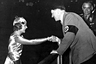 Соня Хенье и Адольф Гитлер