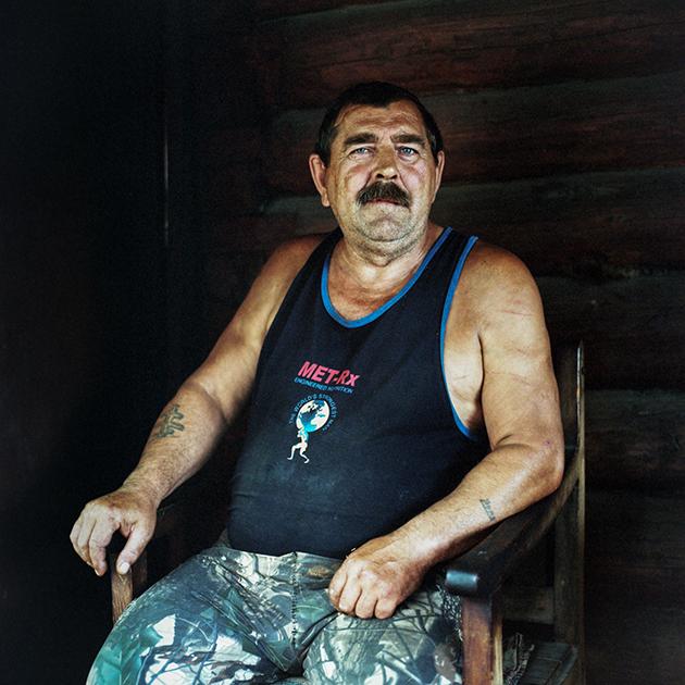 Сергей, совладелец кафе «Ралли»