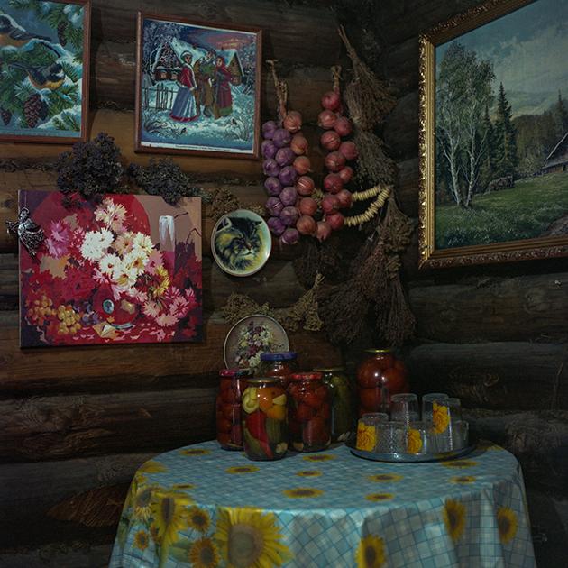 Интерьер кафе «Ралли»