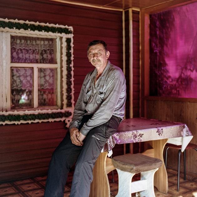 Олег, совладелец кафе «555»