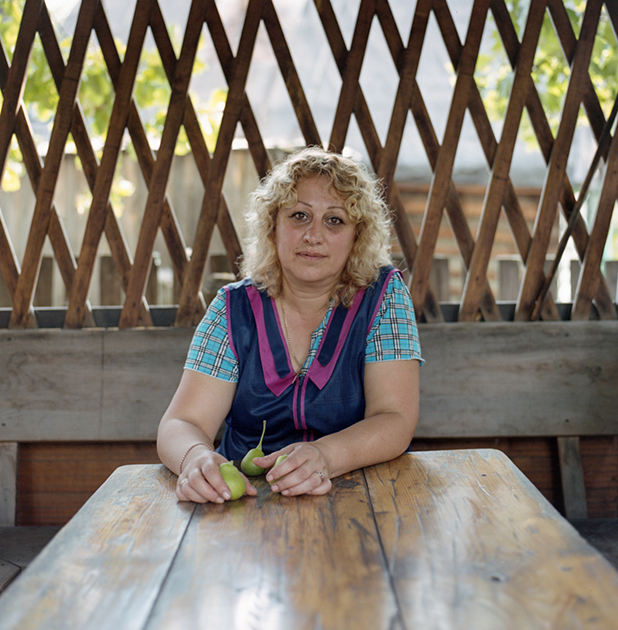 Жасмин, работница кафе «У Сано»