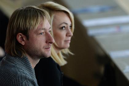 Шестилетнему сыну Плющенко и Рудковской пригрозили убийством в Instagram