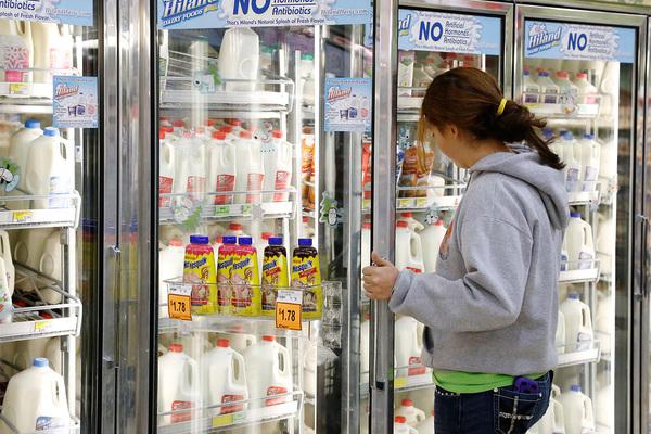 Крупнейший производитель молока обанкротился из-за веганов