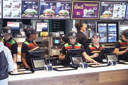 Burger King накормит любителей бургеров мясом израстений