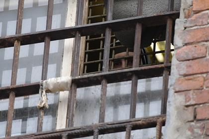 В московском СИЗО нашли труп заключенного с перерезанным горлом