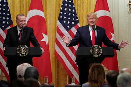 Эрдоган вернул Трампу письмо с призывом «не валять дурака»
