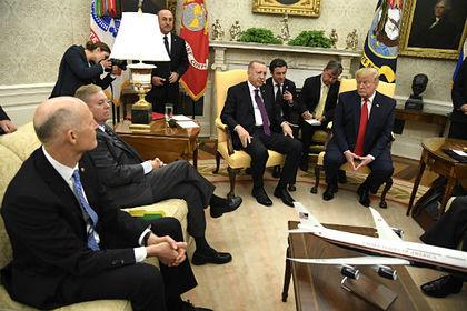 В США заблокировали резолюцию о признании геноцида армян после визита Эрдогана