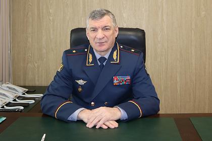 Подозреваемого в разглашении тайны генерала ФСИН арестовали в день награждения