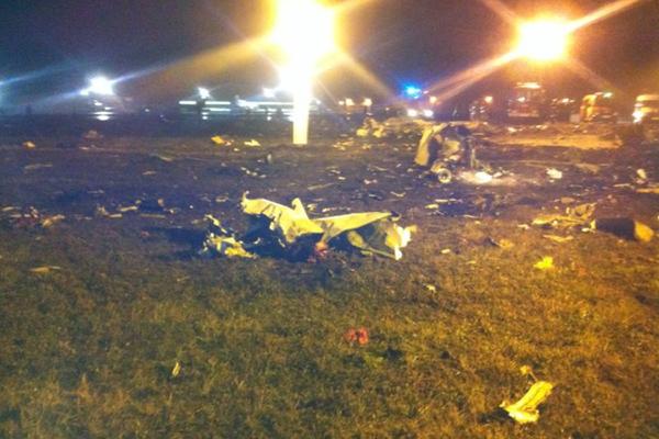 Названа причина катастрофы российского Boeing 737 в 2013 году
