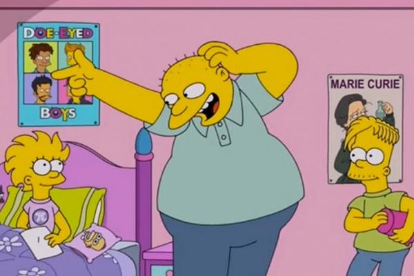 Disney вырезал Майкла Джексона из «Симпсонов»