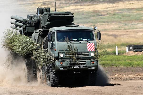 Россия отправила вертолеты и «Панцирь» к месту патрулирования в Сирии