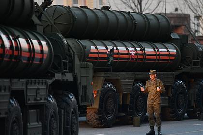 Турция заявила о разногласиях с Россией из-за С-400