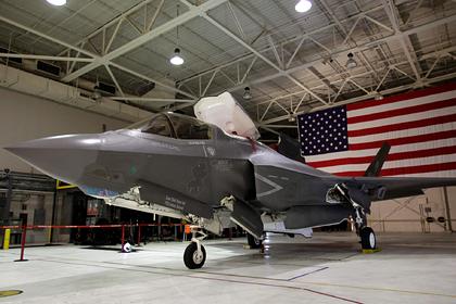 С-400 помешали F-35