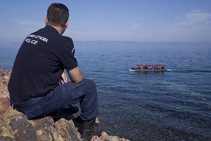 Российских моряков задержали в Греции