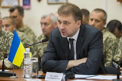 Министр обороны Украины объявил Россию врагом