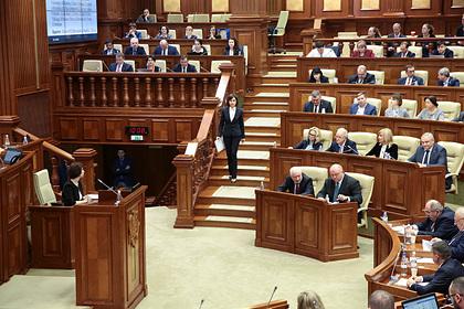 Молдавия обрела новое правительство