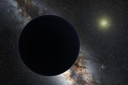 Объявлено о возможном наблюдении планеты Х