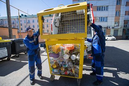 Власти Подмосковья отметили интерес жителей к раздельному сбору мусора