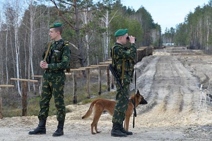Белоруссия пересмотрит договор о границе с Россией