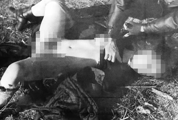 Одна из жертв Сергея Ткача