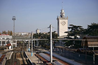 Поездов в Крым станет еще больше