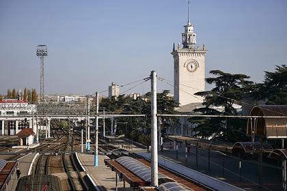 Раскрыто преимущество крымского поезда перед самолетами
