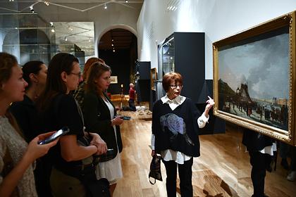 Россияне массово заинтересовались искусством