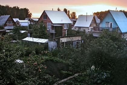 Под Москвой выделили землю многодетным семьям