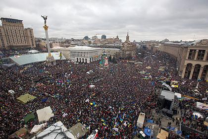 На Украине предложили альтернативу Майдану