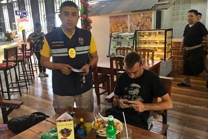 В Таиланде задержали российского туриста с просроченной на семь лет визой