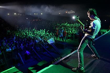 Enter Shikari выпустили фильм о туре по России