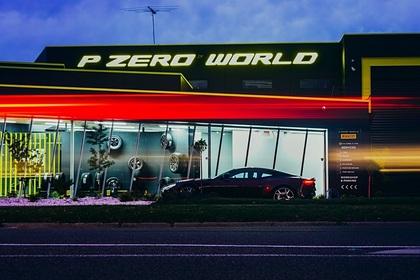 Pirelli открыла шинный бутик в Мельбурне
