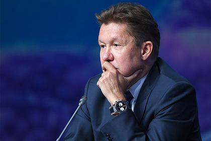 «Газпром» отказался верить в «розовую» зиму