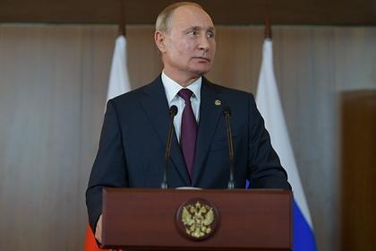 Путин заявил о выполнении задач России в Сирии