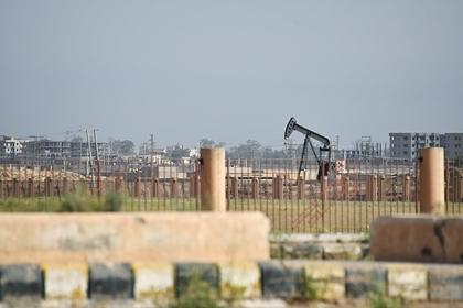 Россия призвала США вернуть Сирии нефть