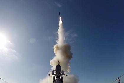 Украинский адмирал возмутился российским «Калибрам» в Черном море