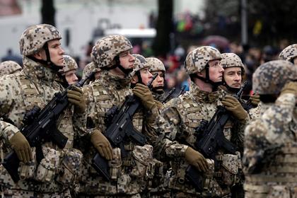 Латвию назвали самым слабым звеном обороны Прибалтики