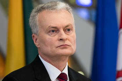 Президент Литвы помиловал шпионов из России