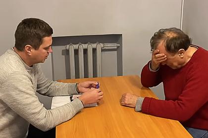 Олег Соколов (справа)